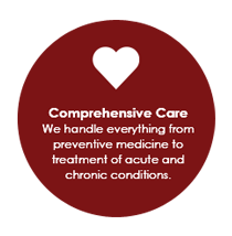 comprehensive care Roanoke VA